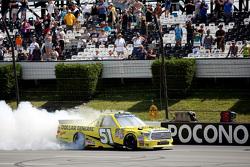 Race winner Kyle Busch, Kyle Busch Motorsports