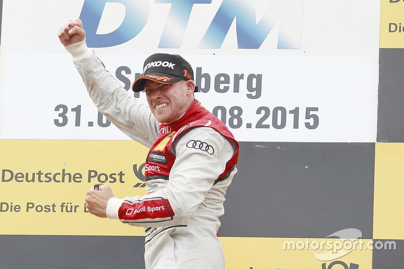 Juara balapan Miguel Molina, Audi Sport Team Abt Audi RS 5 DTM