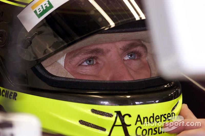 Ralf Schumacher, Williams