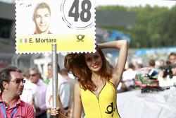 Ombrellina di Edoardo Mortara, Audi Sport Team Abt Audi RS 5 DTM