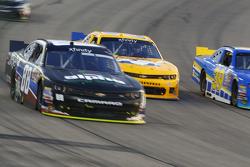 Ben Rhodes, JR Motorsports Chevrolet dan John Wes Townley, Athenia Motorsports Chevrolet
