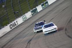 Brennan Poole, HScott Motorsports y Brian Scott, Richard Childress Racing Chevrolet