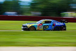 #60 Capaldi Racing Ford Boss 302: Jack Roush, Jr.
