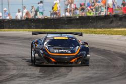 #9 K-Pax Racing McLaren 650S GT3: Kevin Estre