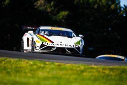 #25 Blancpain Racing Lamborghini Gallardo GT3 REX: Austin Cindric