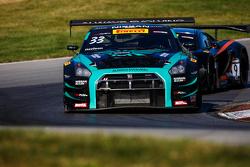 #33 Always Evolving Racing Nissan GT-R-GT3: JD Davison