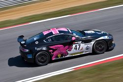 #47 JWB Motorsport Aston Martin GT4: Kieran Griffin, Jake Giddings