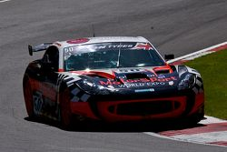 #50 Professional World Racing Expo G55: Ginetta GT4: Graham Johnson, Mike Robinson