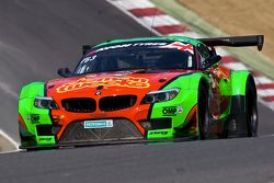 # 63 Barwell Motorsport BMW Z4 GT3: Jon Minshaw, Phil Keen