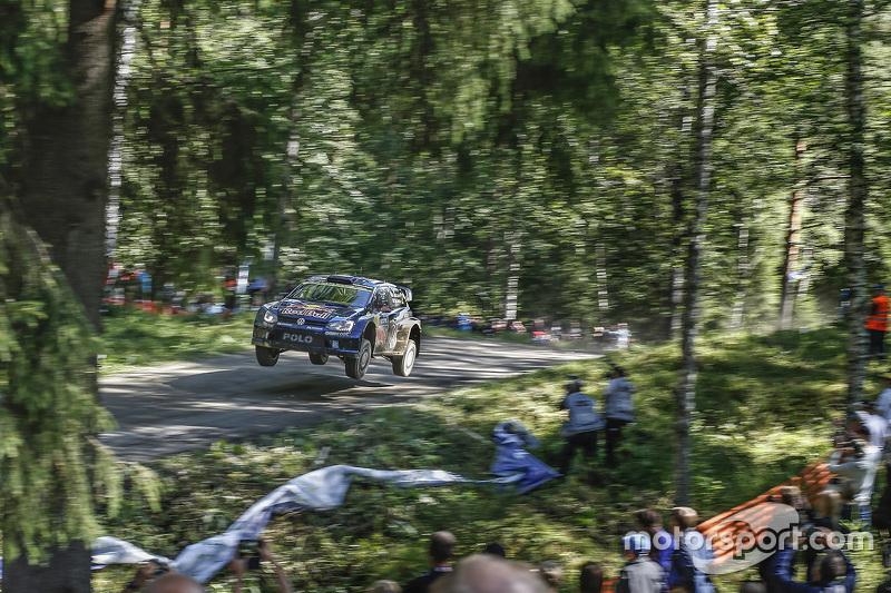 3. Rally de Finlandia 2015: 125,44 km/h