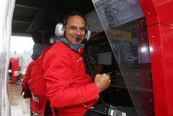 Hans-Jürgen Abt, Patron d'Audi Sport Team Abt