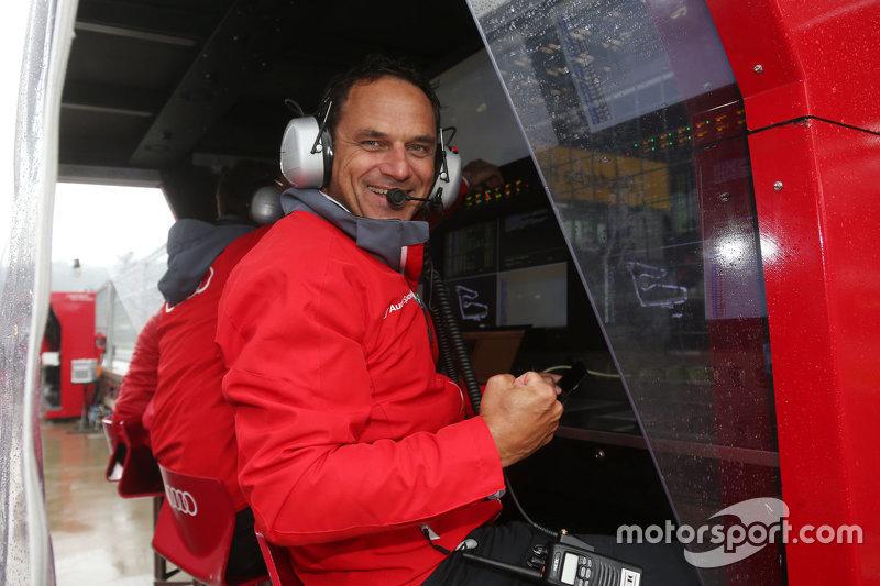 Hans-Jürgen Abt, Teamchef Audi Sport Team Abt