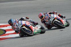 Sylvain Guintoli, Pata Honda ve Michael van der Mark, Pata Honda