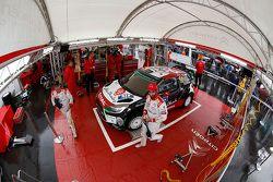 Khalid Al-Qassimi et Chris Patterson, Citroën DS3