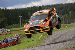 Martin Prokop and Jan Tomanek, Ford Fiesta RS WRC