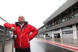 Доктор Вольфганг Ульрих, руководитель Audi Motorsport