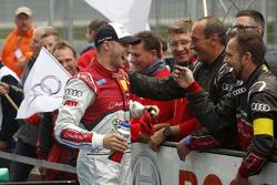 Третье место - Эдоардо Мортара, Audi Sport Team Abt Audi RS 5 DTM