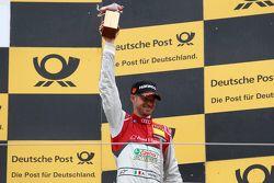 En tercer lugar Edoardo Mortara, Audi Sport Team Abt Audi RS 5 DTM