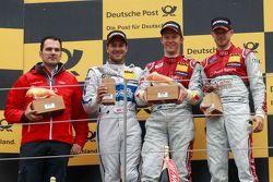 Mattias Ekström, Audi Sport Team Abt Sportsline, Audi A5 DTM Gary Paffett, ART Grand Prix Mercedes-A