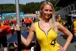 Mikkel Jensen'in grid kızı, kfzteile24 Mücke Motorsport Dallara F312 – Mercedes-Benz