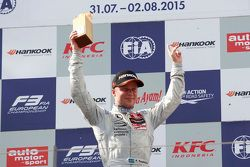 Yarış galibi Felix Rosenqvist, Prema PowerTeam Dallara Mercedes-Benz