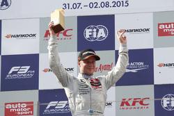 1er Felix Rosenqvist, Prema Powerteam Dallara Mercedes-Benz