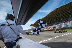Jehan Daruvala, Fortec Motorsports