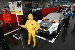 L'ombrellina di Maximilian Götz, Mücke Motorsport Mercedes-AMG C63 DTM