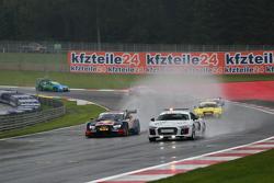 Мащина безопасности и Маттиас Экстрем, Audi Sport Team Abt Sportsline, Audi A5 DTM