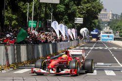 Esteban Gutiérrez, Ferrari F60