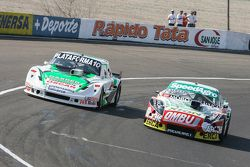 Santiago Mangoni, Laboritto Jrs Torino and Facundo Ardusso, Trotta Competicion Dodge