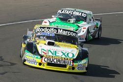 Omar Martinez, Martinez Competicion Ford and Santiago Mangoni, Laboritto Jrs Torino