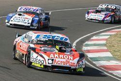 Guillermo Ortelli, JP Racing Chevrolet y Jose Savino, Savino Sport Ford y Emanuel Moriatis, Alifraco