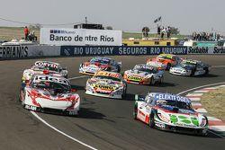 Mathias Nolesi, Nolesi Competicion Ford and Norberto Fontana, Laboritto Jrs Torino and Juan Marcos A