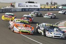Діего де Карло, JC Competicion Chevrolet та Джонатан Кастеллано, Castellano Power Team Dodge та Ніко