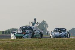 Gaston Mazzacane, Coiro Dole Racing Chevrolet y Laureano Campanera, Donto Racing Chevrolet