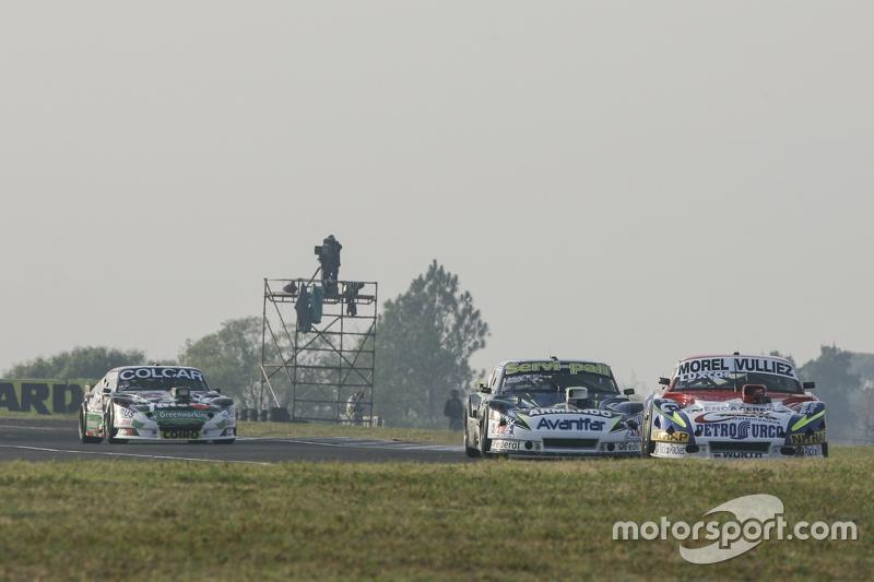 Juan Martin Trucco, JMT Motorsport Dodge dan Diego de Carlo, JC Competicion Chevrolet dan Gaston Mazzacane, Coiro Dole Racing Chevrolet