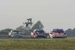 Крістіан Ледесма, Jet Racing Chevrolet та Жозе Мануель Уркера, JP Racing Torino та Карлос Окуловіч,