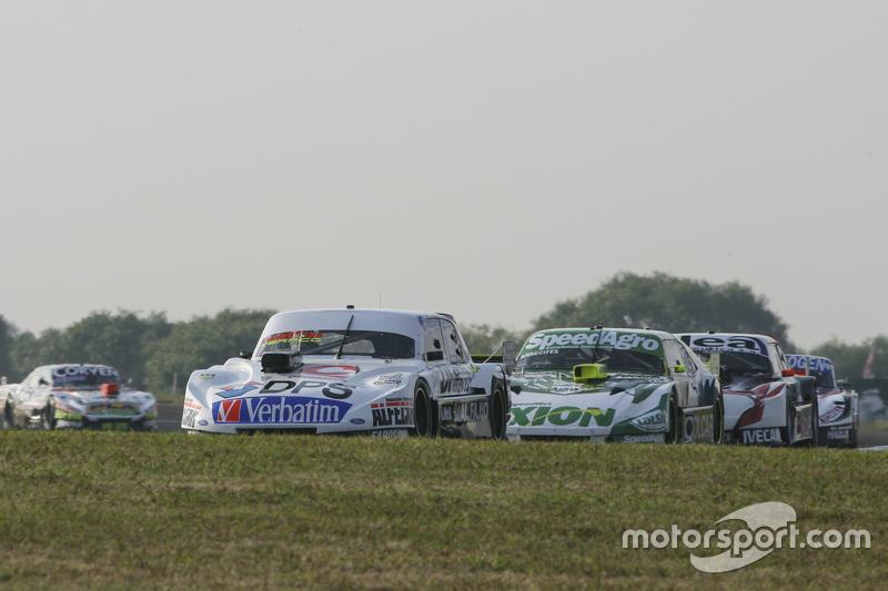 Leonel Sotro, Alifraco Sport Ford, dan Agustin Canapino, Jet Racing Chevrolet, dan Norberto Fontana, Laboritto Jrs Torino