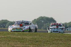 Juan Marcos Angelini, UR Racing Dodge y Carlos Okulovich, Maquin Parts Racing Torino