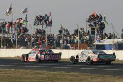 Jose Manuel Urcera, JP Racing Torino y Juan Marcos Angelini, UR Racing Dodge