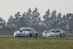 Леонел Сотро, Alifraco Sport Ford та Агустін Канапіно, Jet Racing Chevrolet
