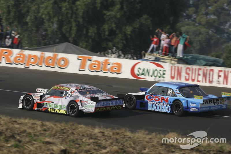 Sergio Alaux, Coiro Dole Racing Chevrolet, dan Federico Alonso, Taco Competicion Torino