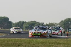 Lionel Ugalde, Ugalde Competicion Ford and Mariano Altuna, Altuna Competicion Chevrolet and Sergio Alaux, Coiro Dole Racing Chevrolet
