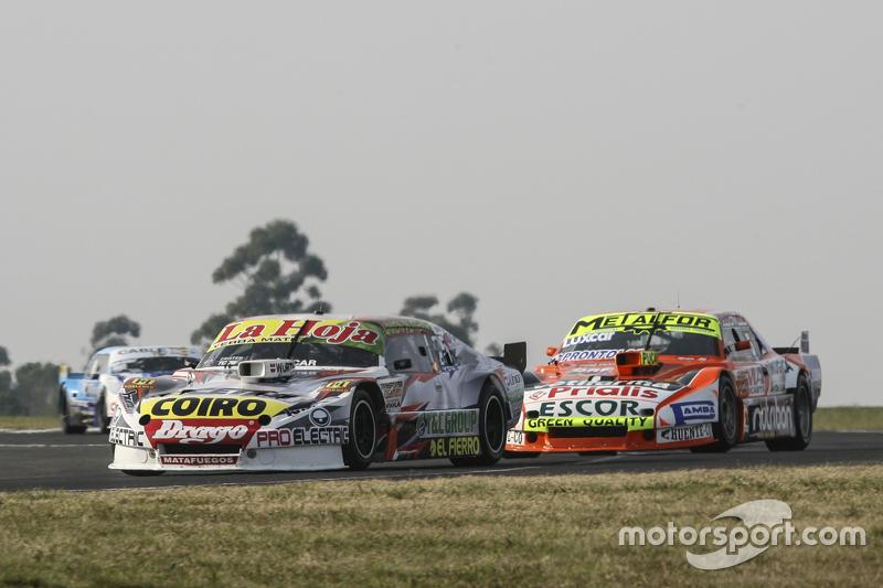 Серхіо Ало, Coiro Dole Racing Chevrolet та Джонатан Кастеллано, Castellano Power Team Dodge