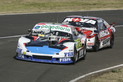 Emiliano Spataro, UR Racing Dodge and Matias Rossi, Donto Racing Chevrolet