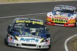 Diego de Carlo, JC Competicion Chevrolet and Lionel Ugalde, Ugalde Competicion Ford