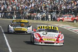 Хуан Мануель Сільва, Catalan Magni Motorsport Ford та Леонель Пернія, Las Toscas Racing Chevrolet