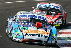 Martin Ponte, Nero53 Racing Dodge and Guillermo Ortelli, JP Racing Chevrolet