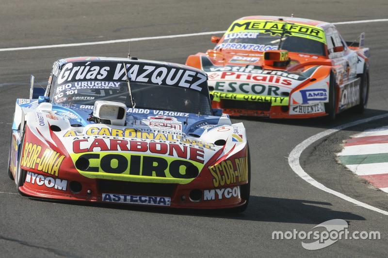 Lionel Ugalde, Ugalde Competicion Ford, dan Jonatan Castellano, Castellano Power Team Dodge